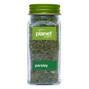Organic Parsley Leaf 10g
