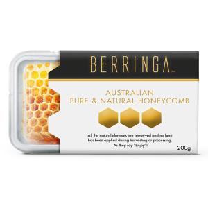 Australian Pure & Natural Honeycomb 200g