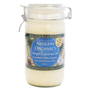 Niugini Organics Virgin Coconut Oil 1L
