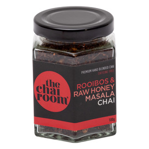 Rooibos & Raw Honey Masala Chai Blend 100g