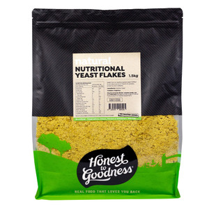 Honest to Goodness Nutritional Yeast