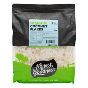 Organic Coconut Flakes 2KG