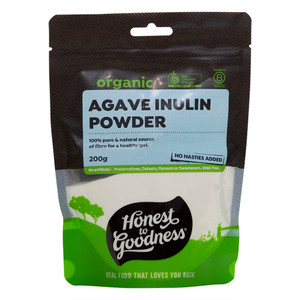 Honest to Goodness Organic Agave Inulin Powder
