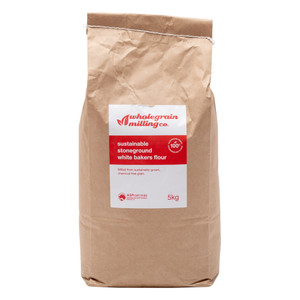 Sustainable White Bakers Flour 5KG