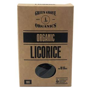 Organic Licorice 180g