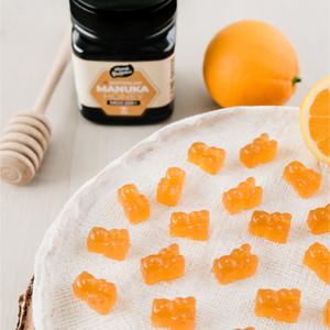 Manuka Honey & Citrus Gummies