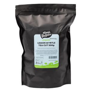 Organic Lemon Myrtle Loose Leaf Tea 500g