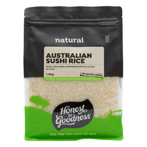 Australian Sushi Rice 1.5KG