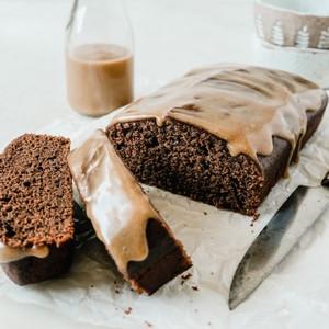 Mocha Loaf Cake   Honest to Goodness
