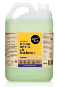 Lemon Myrtle Air Freshener 5L