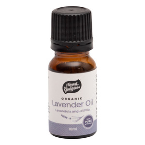 Organic Lavender Essential Oil 10ml