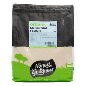 Organic Sorghum Flour 5KG