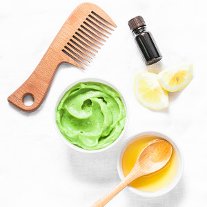 Manuka Honey Intense Hydration Hair Mask