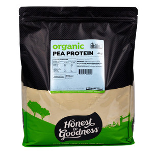 Organic Sprouted Pea Protein 4KG