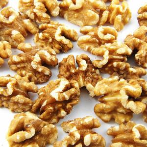 Organic Walnut Halves & Pieces 11.34KG