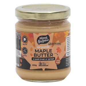 Organic Maple Butter 250g