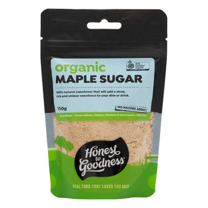 Organic Maple Sugar 150g