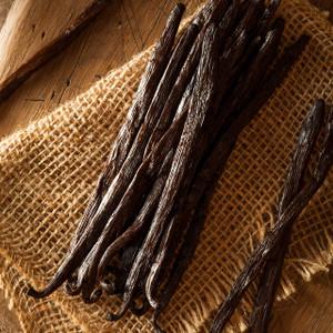 Organic Vanilla Beans - Tahitensis Grade A 1KG