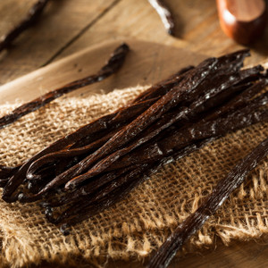 Organic Vanilla Beans - Tahitensis Grade A 100g