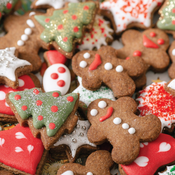 Organic Gingerbread Biscuits
