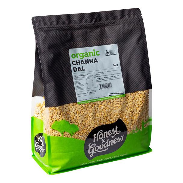 Organic Chana Dal 5KG