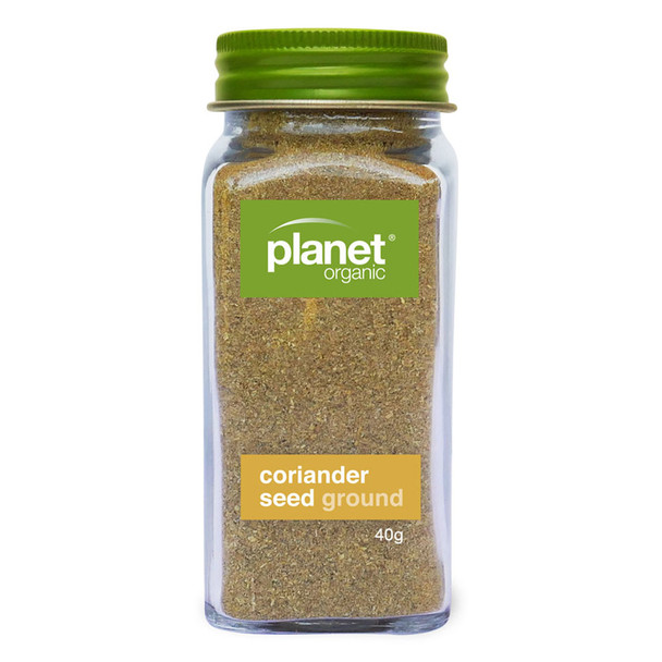 Organic Coriander Ground 40g