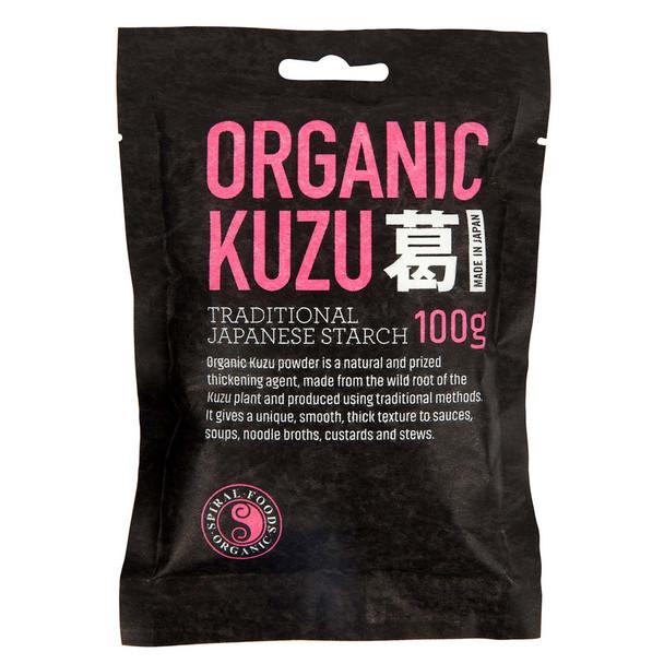 Spiral Organic Kuzu 100g