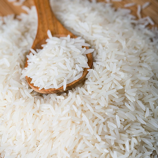 Organic White Basmati Rice 25KG