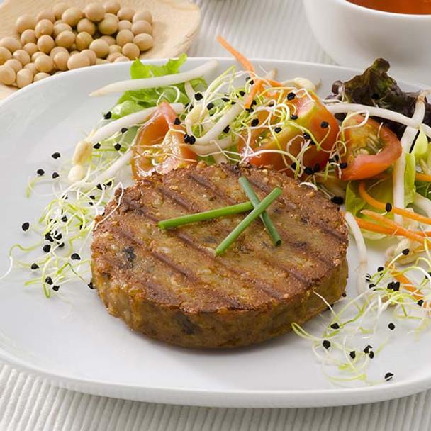 Organic Vegetarian Bean Burger Patties