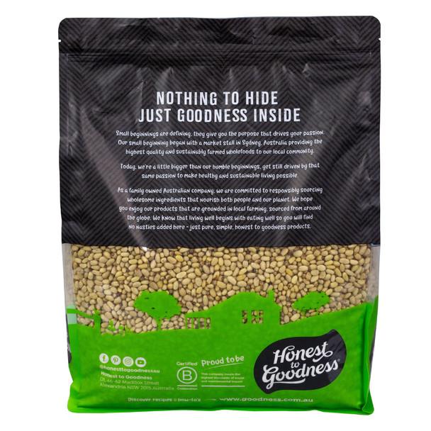 Organic Pine Nuts 5KG