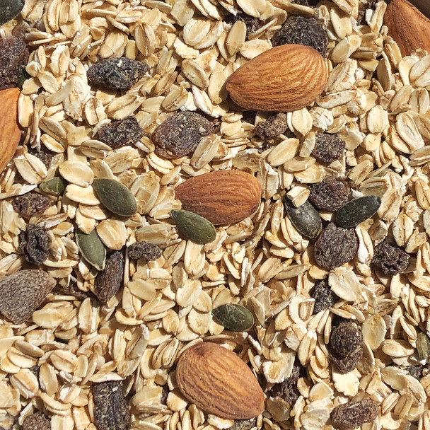 Organic Muesli 38% Fruit-Nut-Seeds 5KG