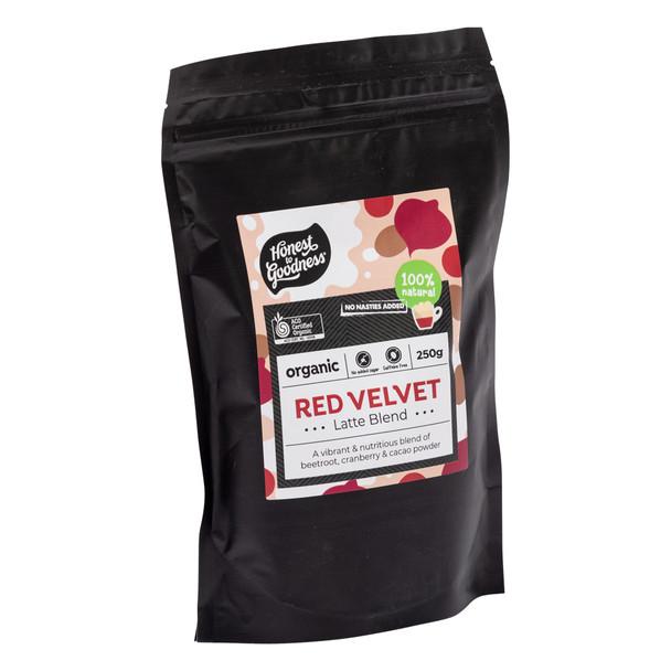 Organic Red Velvet Latte Blend 250g