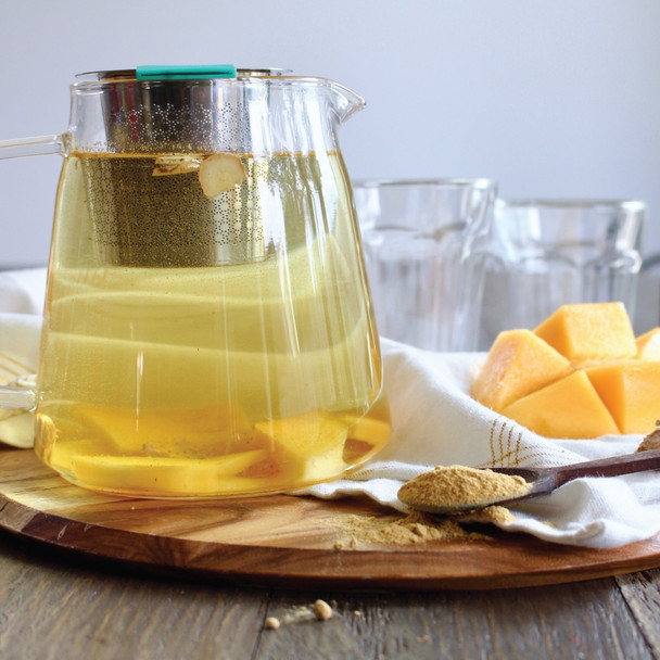 Kakadu Plum and Mango Infused Ginger Tea
