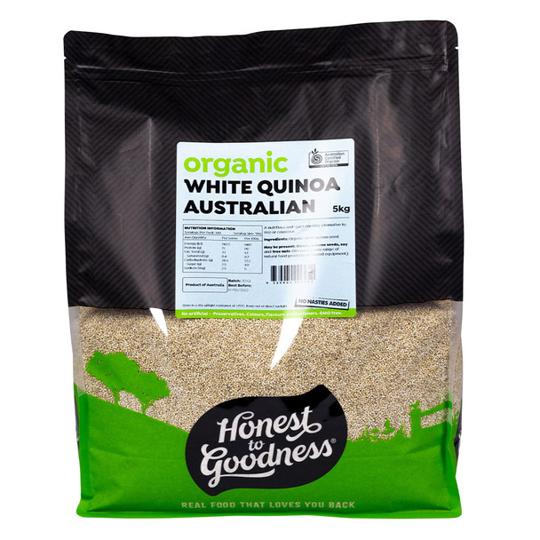Kindred Organics Australian White Quinoa