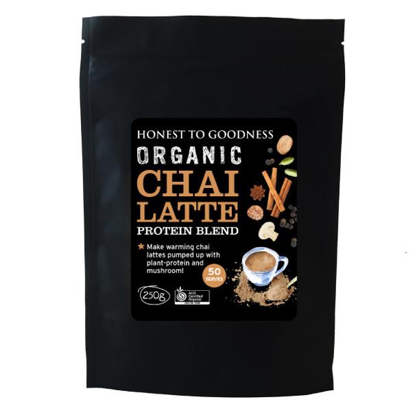 Organic Chai Latte Protein Blend 250g