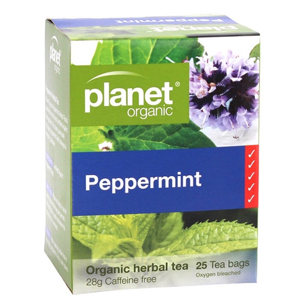 Peppermint Tea Bags x 25
