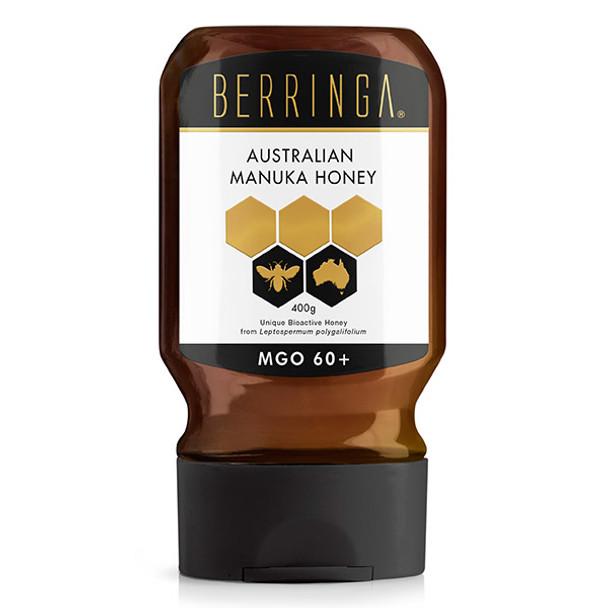 Australian Manuka Honey MGO 60+ (Easypour) 400g