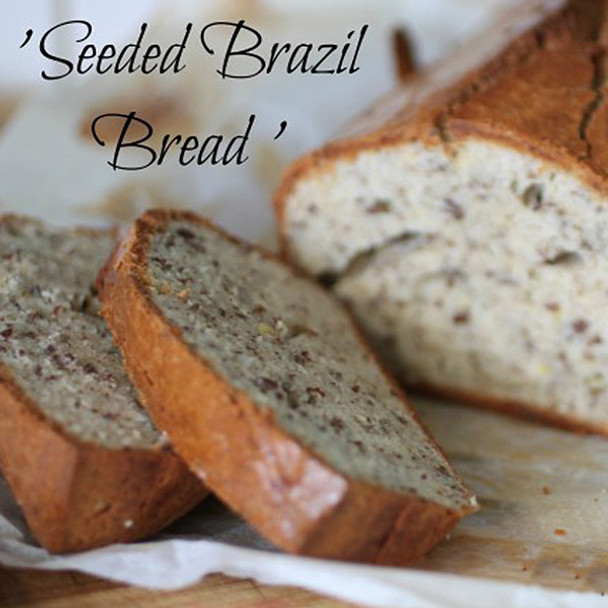 Seeded Brazil Bread