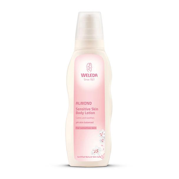 Almond Sensitive Skin Body Lotion 200ml