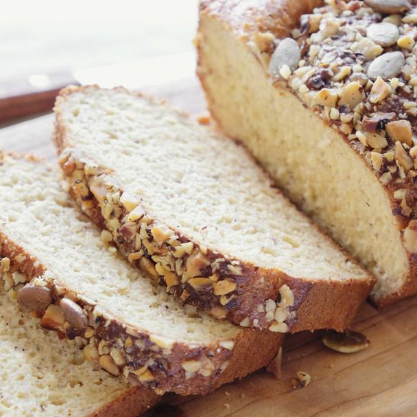 Keto Almond & Psyllium Bread