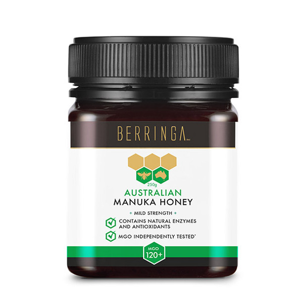 Berringa Australian Manuka Honey MGO 120+ 250g