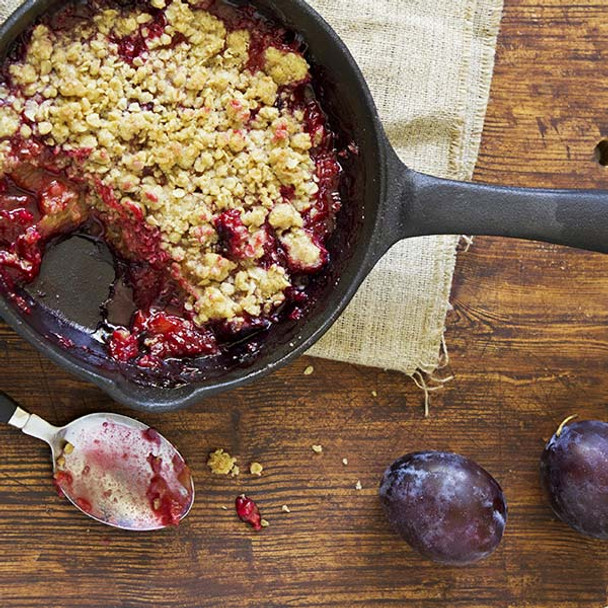 Quinoa Fruit Crumble