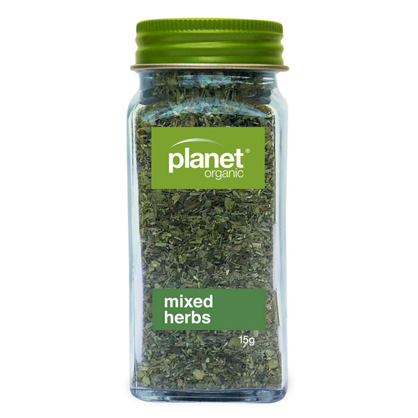 Organic Mixed Herbs 15g