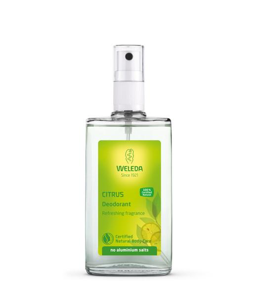 Citrus Deodorant 100ml