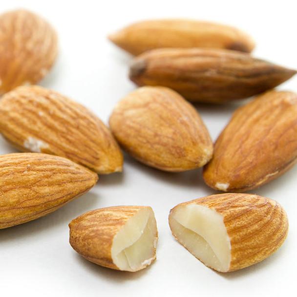Organic Almonds Wholes & Brokens 10KG