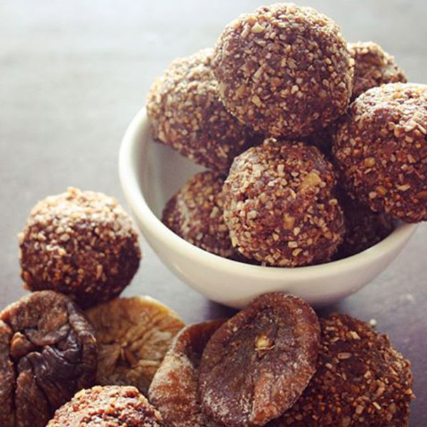 Fig & Cacao Bliss Balls