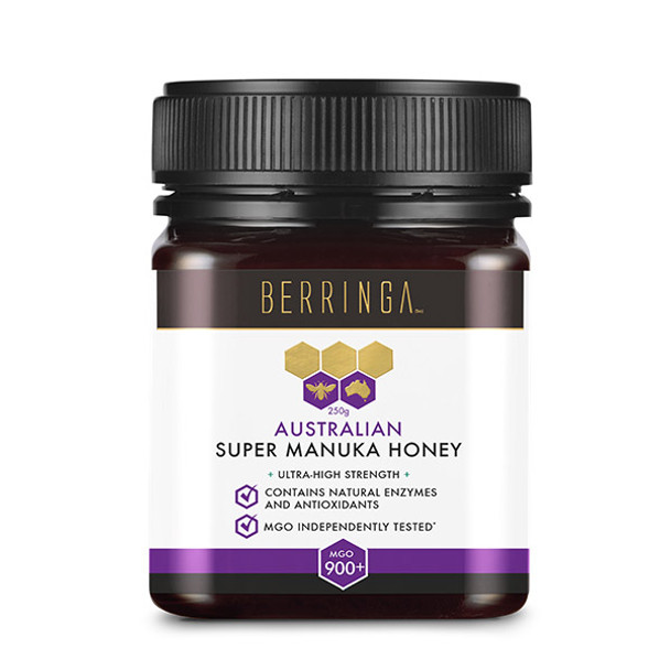 Berringa Australian Manuka Honey MGO 900+ 250g
