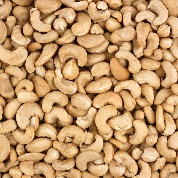 Organic Raw Cashews Bulk