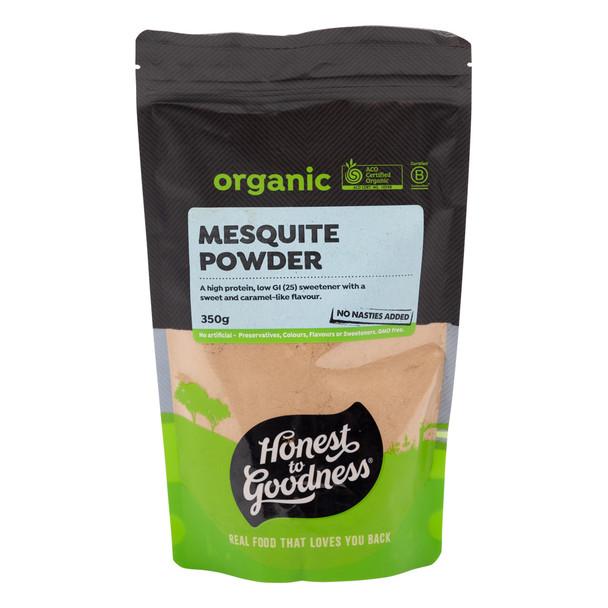 Organic Mesquite Powder 350g