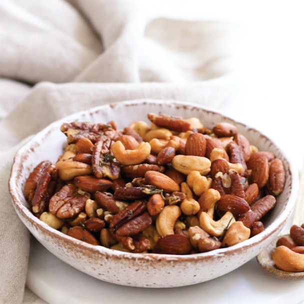 Savoury Spiced Nuts